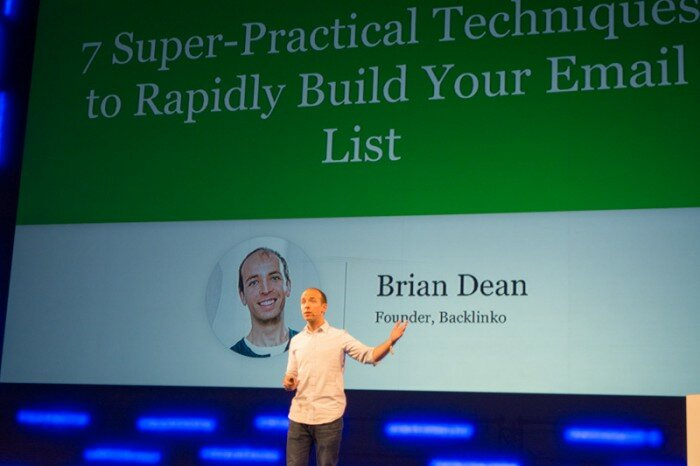 Brian Dean 7 Super-Practical Techniques to Rapidly Build Your Email List